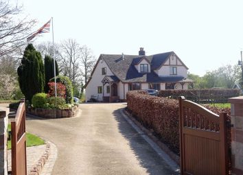 Thumbnail 4 bed detached house for sale in The Marlings, Blakelow, Swynnerton, Stone, Staffordshire.