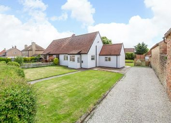 Thumbnail 2 bed semi-detached house for sale in Swedene, Barton-Le-Willows, Malton
