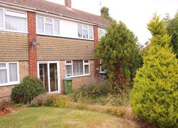 Thumbnail 3 bedroom terraced house to rent in Laburnum Walk, Rustington, Littlehampton