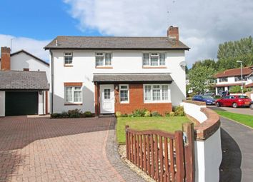 4 bed detached house for sale in Meadow Drive, Newton Poppleford, Sidmouth EX10