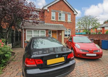Thumbnail 4 bed detached house for sale in Parkhills Close, Bury