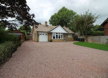 Thumbnail 3 bed detached bungalow for sale in Leek Road, Endon, Staffordshire