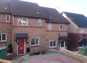 Thumbnail 2 bed terraced house for sale in Llwyn Helig, Kenfig Hill
