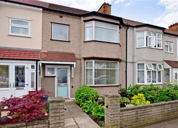 Thumbnail 3 bed terraced house for sale in Ashurst Drive, Gants Hill, Ilford, Essex