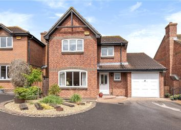 Thumbnail 3 bed detached house for sale in Old Station Gardens, Henstridge, Templecombe, Somerset