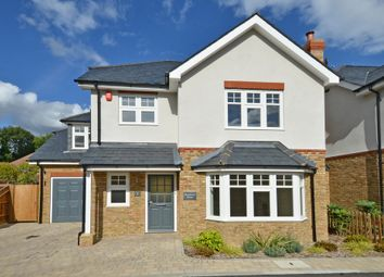 Thumbnail 5 bed detached house for sale in Fernwood Place, Esher