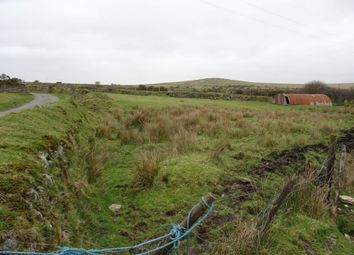 Thumbnail Land for sale in St. Breward, Bodmin