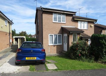 Thumbnail 2 bed semi-detached house to rent in Rothbury Way, Brinsworth, Rotherham