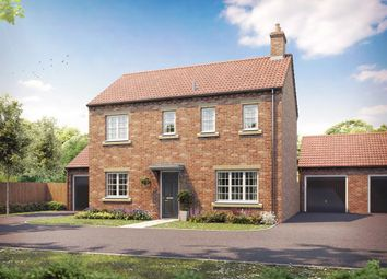 "Thumbnail 3 bed detached house for sale in ""The Brandsby"" at Bishopdale Way, Fulford, York"