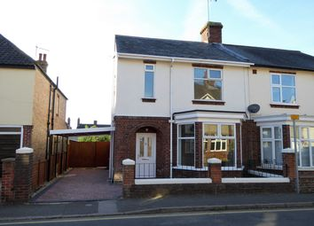 Thumbnail 3 bed semi-detached house to rent in King George Vth Avenue, King's Lynn