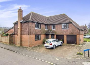 Thumbnail 5 bed detached house for sale in Langdon Hills, Basildon, Essex