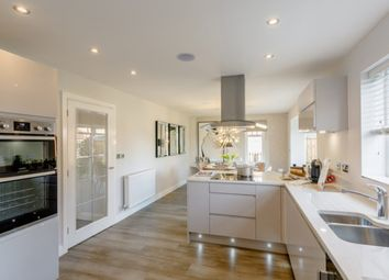 "Thumbnail 4 bed detached house for sale in ""The Salcombe V1"" at Crofters Green, Killinghall, Harrogate"