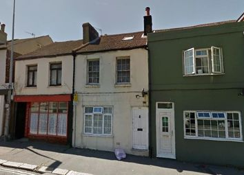 Thumbnail Studio for sale in Flat 2, 114 Bohemia Road, St Leonards-On-Sea