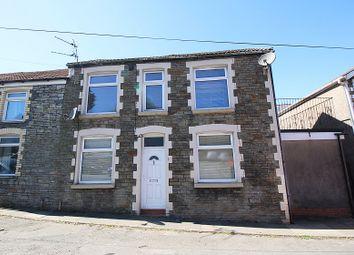Thumbnail 2 bed semi-detached house for sale in Newbridge Road, Llantrisant, Pontyclun, Rhondda, Cynon, Taff.