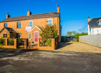 Thumbnail 4 bed semi-detached house for sale in The Square, Twyford, Buckingham