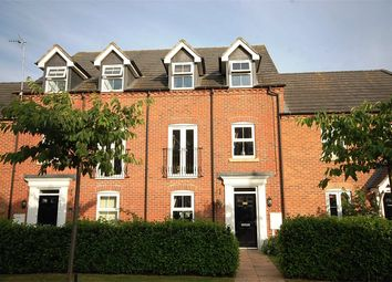 Thumbnail 4 bed town house for sale in Arran Close, Greylees, Sleaford, Lincolnshire