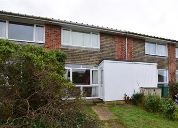 Thumbnail 2 bed terraced house for sale in Darnley Close, Folkestone, Kent