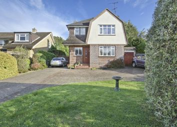 Thumbnail 3 bed detached house for sale in Larchwood Close, Banstead