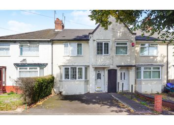 Thumbnail 4 bed terraced house for sale in Wheelwright Road, Birmingham