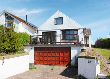 Thumbnail 4 bed detached bungalow for sale in Longhill Road, Ovingdean, Brighton, East Sussex