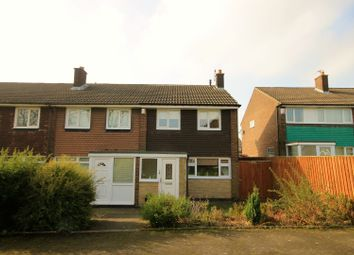 Thumbnail 2 bed end terrace house for sale in Tamerton Drive, Chester Le Street