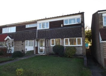 Thumbnail 3 bedroom end terrace house for sale in Yorkminster Drive, Chelmsley Wood, Birmingham, West Midlands
