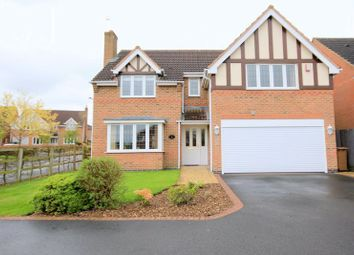 Thumbnail 4 bed detached house for sale in Wedgwood Avenue, Stone