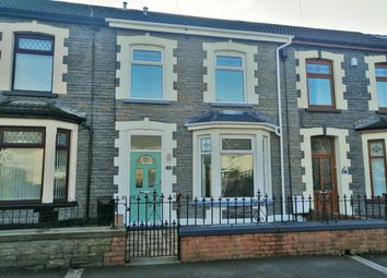 Thumbnail 3 bed terraced house for sale in Aberhondda Road -, Porth