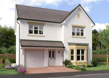 "Thumbnail 4 bed detached house for sale in ""Dale"" at Ravenscroft Street, Edinburgh"