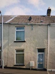 Thumbnail 3 bed terraced house to rent in Bryn Syfi Terrace, Mount Pleasant, Swansea