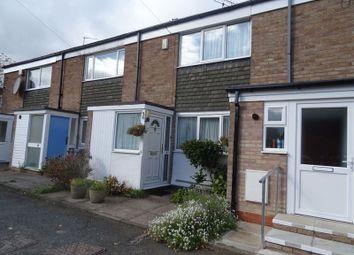 Thumbnail 2 bed terraced house for sale in Springavon Croft, Harborne, Birmingham