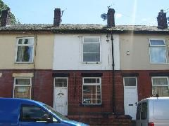 Thumbnail 2 bed terraced house to rent in Robertson Street, Radcliffe