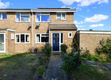 Thumbnail 3 bed end terrace house for sale in Boucher Close, Grove
