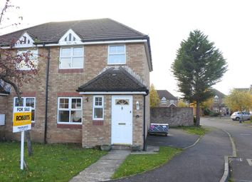 Thumbnail 3 bed semi-detached house for sale in Kensington Park, Magor, Caldicot