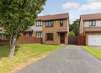 Thumbnail 3 bed end terrace house for sale in Waverley Crescent, Livingston