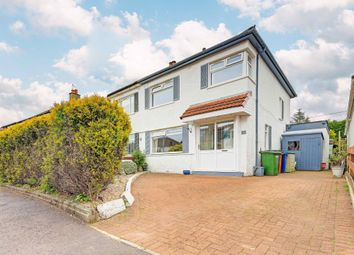 Thumbnail 4 bed semi-detached house for sale in 15 Adamslie Drive, Kirkintilloch