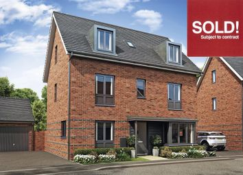 Thumbnail 5 bed detached house for sale in Little Colliers, Little Colliers Field, Great Oakley, Corby