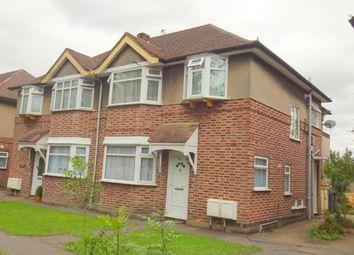 Thumbnail 2 bed maisonette to rent in Locket Road, Wealdstone, Middlesex