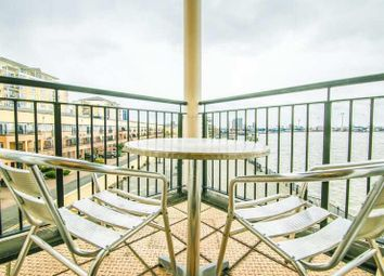 Thumbnail 2 bed flat to rent in Cape Henry Court, Jamestown Way, London
