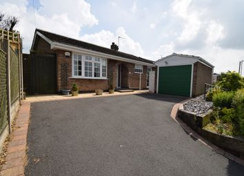 Thumbnail 3 bed detached bungalow for sale in Ferrers Road, Whitwick, Coalville