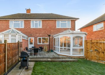 Thumbnail 3 bed semi-detached house for sale in Ashurt Drive, Shepperton