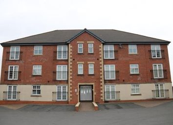 Thumbnail 2 bed flat for sale in Piele Road, Haydock, St. Helens, Merseyside