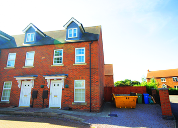 Thumbnail 3 bed terraced house for sale in The Golf Yard, Boston, Lincolnshire