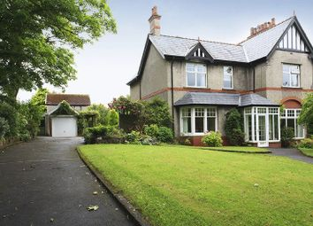 Thumbnail 4 bed semi-detached house for sale in 24 Hest Bank Lane, Hest Bank, Lancaster