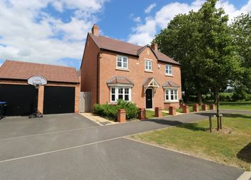 Thumbnail 4 bed detached house for sale in Gundulf Road, Stratford Upon Avon