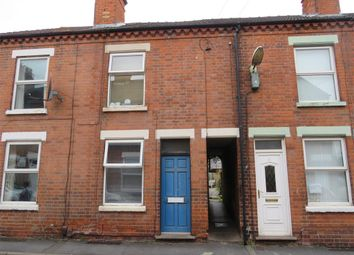 Thumbnail 4 bed terraced house for sale in Hastings Street, Loughborough