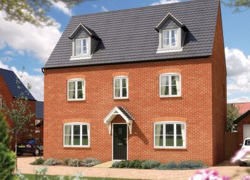 "Thumbnail 5 bedroom detached house for sale in ""The Stratford"" at Whitelands Way, Bicester"