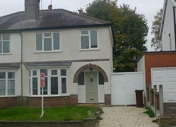 Thumbnail 3 bed property to rent in Windsor Avenue, Penn, Wolverhampton
