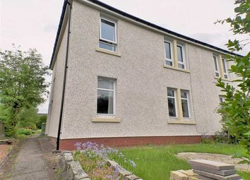 Thumbnail 1 bed flat for sale in North Park Avenue, Thornliebank, Glasgow