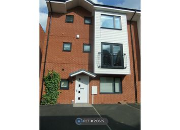 Thumbnail 3 bed end terrace house to rent in Whitlock Grove, Birmingham